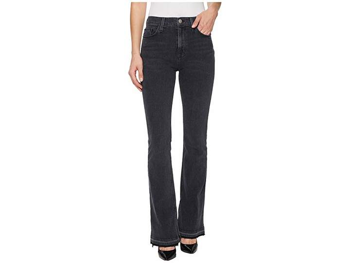 Hudson Heartbreaker High-Rise Bootcut in Cry Later Women's Jeans