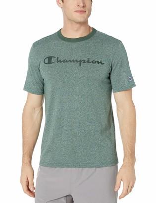 Champion Men's Graphic Heritage Tee