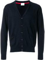 Peuterey V-neck buttoned cardigan