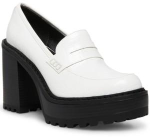 Madden-Girl Kassidy Platform Lug Sole Loafers