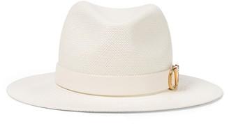 Valentino VLOGO straw hat