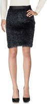Blumarine Knee length skirts - Item 35293021