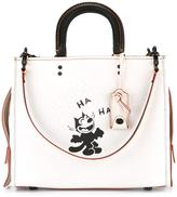 Coach 'Felix' tote - women - Leather - One Size