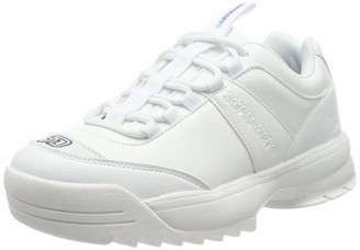 Superdry Women's Chunky Trainer Low-Top Sneakers