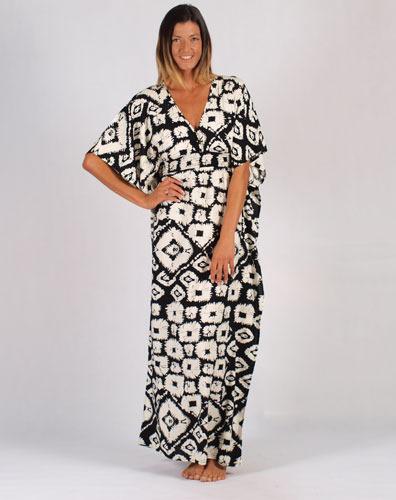 Sunnygirl Kaftan Dress
