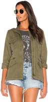 Velvet by Graham & Spencer Ruby Jacket in Army