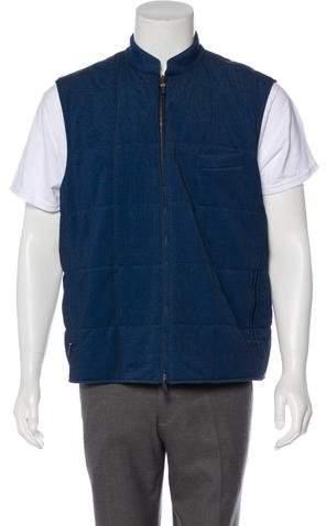 Luciano Barbera Lightweight Vest