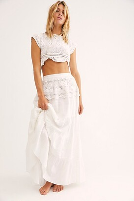 Free People Buttercup Crochet Set