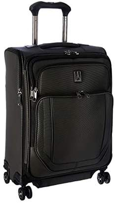 Travelpro 23 Crew Versapack Max Carry-On Expandable Spinner (Titanium Grey) Luggage