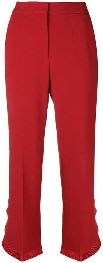 Stella McCartney classic cropped trousers