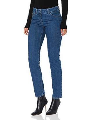 Gerry Weber Women's 92150-67910 Straight Jeans,(Size: 40S)