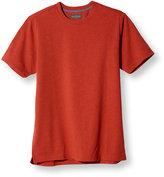 L.L. Bean Signature Textured Knit Tee, Crewneck