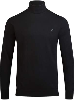 Benedict Raven Soho Roll Neck Black