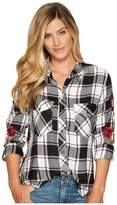Sanctuary Clint Western Shirt Women's Clothing