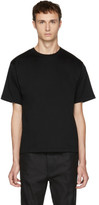 Kolor Black Plain T-shirt