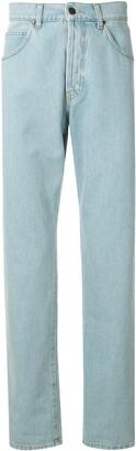 MSGM High-Waist Jeans