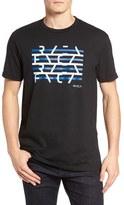 RVCA Splice Graphic Crewneck T-Shirt