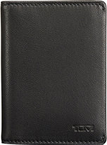 Tumi Chambers Leather Folding Card Case