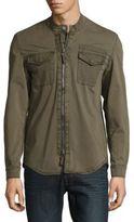 John Varvatos Utility Shirt Jacket