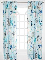 Crayola Chase Your Dreams Curtain Panel