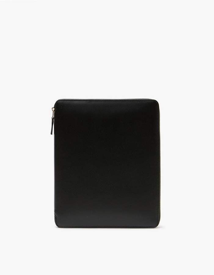 Comme des Garcons Classic Leather Line SA0203 Wallet in Black