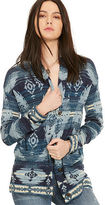 Denim & Supply Ralph Lauren Shawl Boyfriend Cardigan