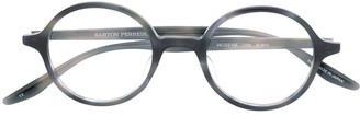 Barton Perreira Burns round glasses