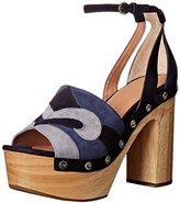 Sigerson Morrison Women's Quentin Platform Sandal