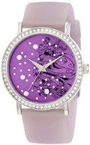 Ed Hardy Women's LV-PU Love Bird Purple Watch
