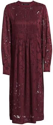 Rag & Bone Rubie Floral Burnout Dress