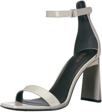 Via Spiga Women's Faxon Angular Heel Sandal