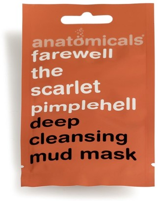 Anatomicals Farewell The Scarlet Pimplehell Deep Cleansing Mud Mask