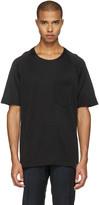 Lanvin Black Worn T-Shirt