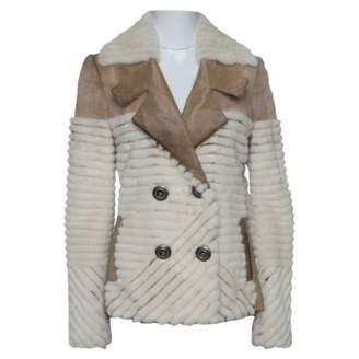 Christian Dior Brown Silk Jackets