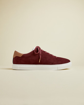 Ted Baker RUENNER Suede casual trainers