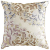 Pier 1 Imports French Fleur Embroidered Roses Pillow
