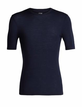 Icebreaker Mens 175 Everyday SS Crewe T-Shirt - Midnight Navy XX-Large