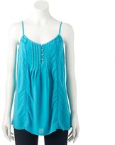 Women's SONOMA Goods for LifeTM Pintuck Camisole