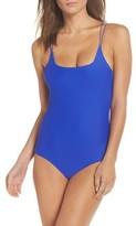 Mikoh Women's Kilauea One-Piece Swimsuit