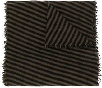 Faliero Sarti cashmere striped scarf