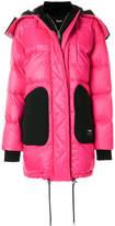 Versus oversized puffer coat