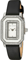 Ted Baker Bliss Collection Custom Leather Strap Watch