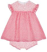 Absorba Floral Dress With Bloomers