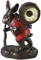 The Well Appointed House Whimsical Rabbit Clock