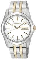 Seiko Men's SGGA45 Quartz Dial Watch