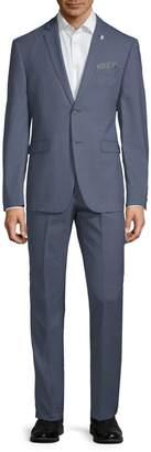 Penguin Slim-Fit Twill Knit Suit