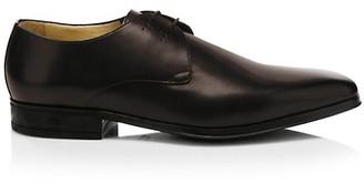 Sutor Mantellassi Oscar Leather Derby Shoes