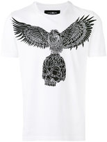 Hydrogen eagle print T-shirt - men - Cotton - S