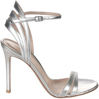 Gianvito Rossi Ankle Strap High Heel Sandals