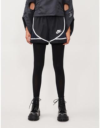 Commando High-rise modal-blend leggings
